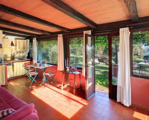 Cortijo La Hoya   Best Place To Stay in Tarifa, Spain   Casa Sol Living Room