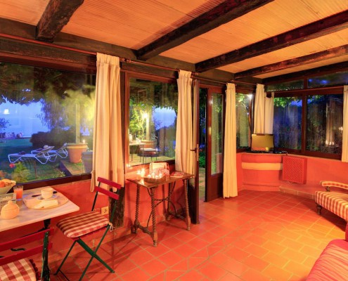 Cortijo La Hoya   Best Place To Stay in Tarifa, Spain   Casa Sol