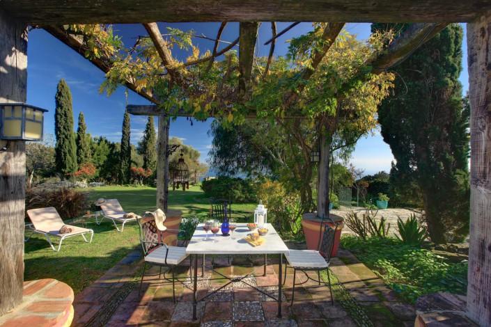 Cortijo La Hoya   Best Place To Stay in Tarifa, Spain   Casa Sol, Patio