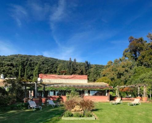 Cortijo La Hoya | Garden Cottage View