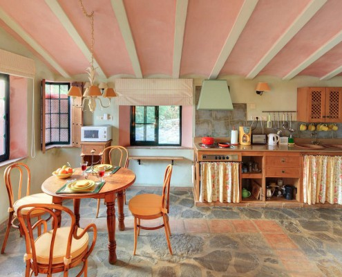 Best Place to Stay in Tarifa, Spain | Cortijo La Hoya | Casa Tramontana | Kitchen