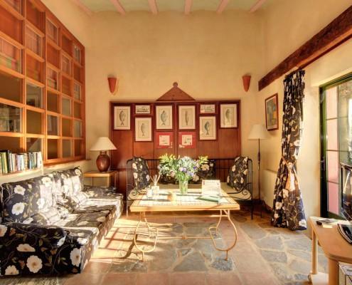 Best Place to Stay in Tarifa, Spain | Cortijo La Hoya | Casa Tramontana | Living Room