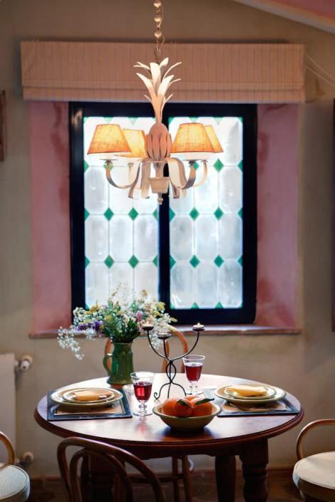Best Place to Stay in Tarifa, Spain | Cortijo La Hoya | Casa Tramontana | Dining