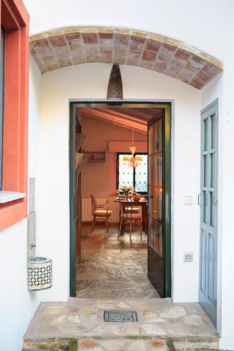Best Place to Stay in Tarifa, Spain | Cortijo La Hoya | Casa Tramontana | Entrance