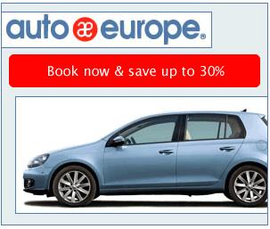 AutoEurope Best Deals