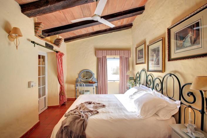 Cortijo La Hoya | Best Place To Stay in Tarifa, Spain | Casa Sol Bedroom