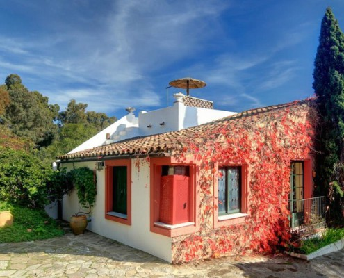 Cortijo | Casa Tramontana
