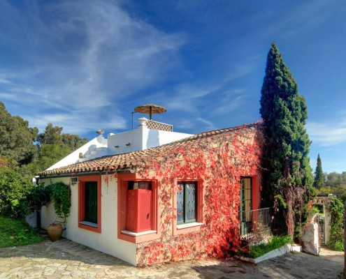 Best Place to Stay in Tarifa, Spain | Cortijo La Hoya | Casa Tramontana