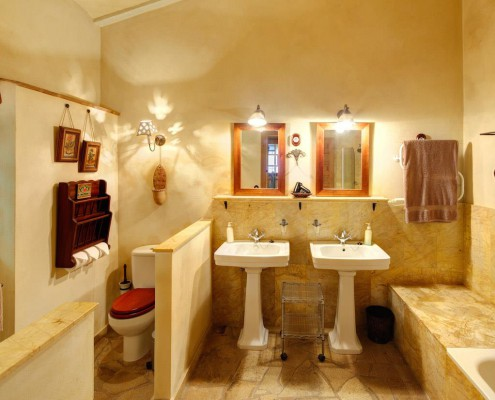 Best Place to Stay in Tarifa, Spain | Cortijo La Hoya | Casa Tramontana | Bathroom