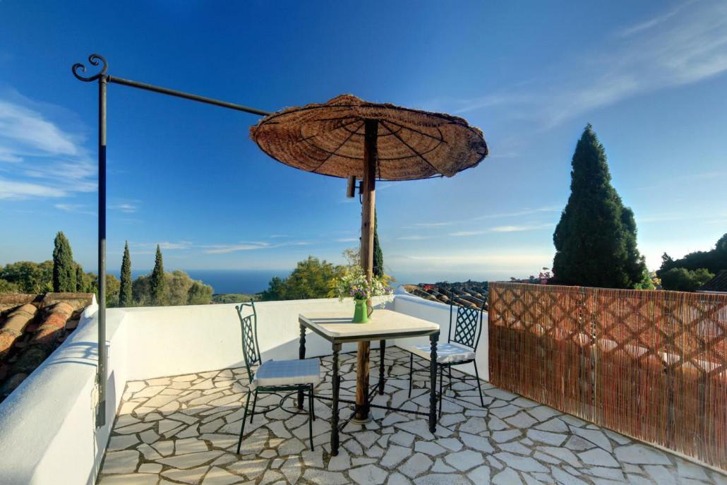 Best place to stay in tarifa spain cortijo la hoya casa tramontana