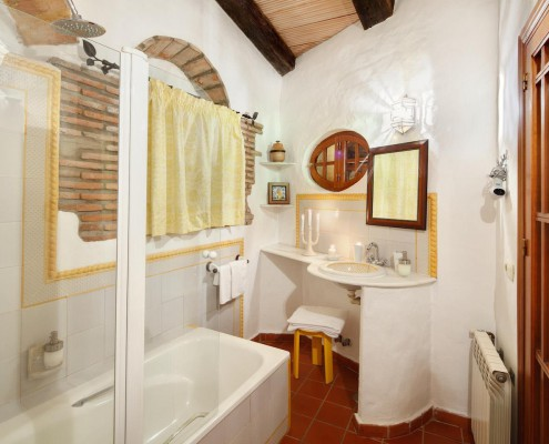 Casa Luna | Bathroom | Tarifa Best Place To Stay